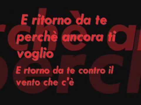 , title : 'karaoke Laura Pausini E ritorno da te'