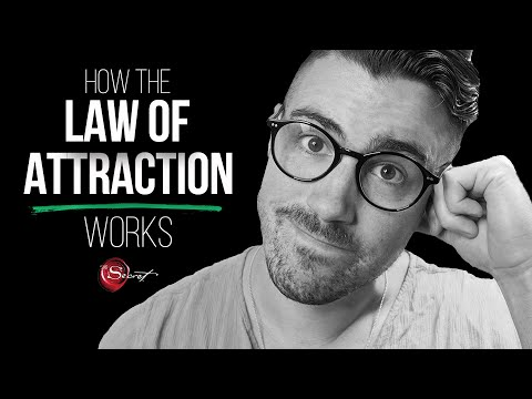 THE LAW OF ATTRACTION: how to manifest anything you want! (100% WORKS 2020)
