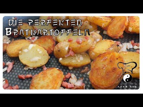 Die perfekten Bratkartoffeln / Küchentipps und Basics