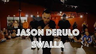 Video Jason Derulo - Swalla | Hamilton Evans Choreography MP3, 3GP, MP4, WEBM, AVI, FLV Maret 2019
