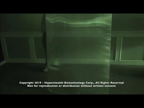 Hyperstealth's Quantum Stealth Version-1 Night Vision, Episode 3 of 22
