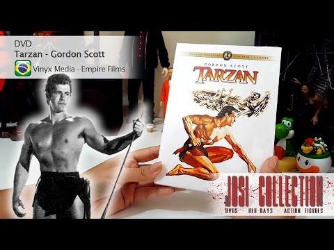 DVD Tarzan - The Gordon Scott Collection
