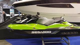 8. Sea Doo GTRX X 230 2018 BRP