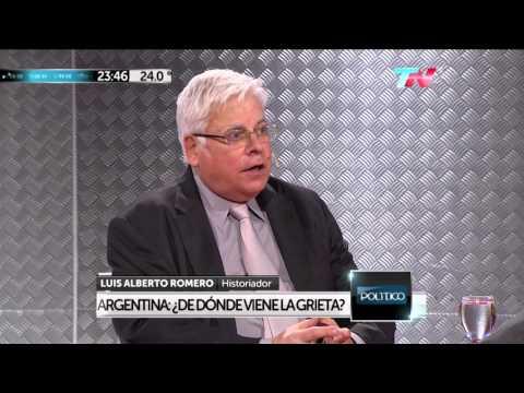 """Luis Alberto Romero en """"Código político""""- 28/01/16"""