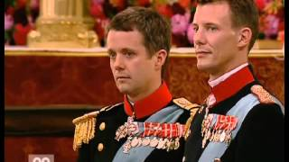 Video Frederik & Mary's Royal Wedding 2004: Mary Elizabeth Donaldson Arrives MP3, 3GP, MP4, WEBM, AVI, FLV Februari 2019