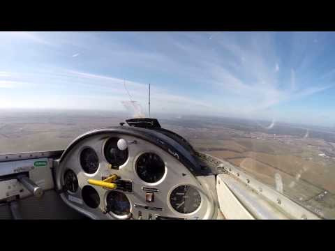 Up to Cloud Planer Buzova Бузовая аэродром 28.09.2014 (видео)