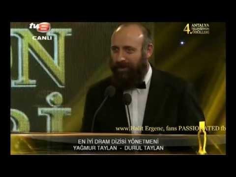 كلمة السلطان سليمان والسلطانة هويام بعد تتويجهما بجائزتي أفضل ممثل وممثلة