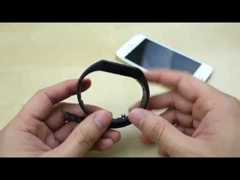 Next-shine Fitness Tracker for iOS & Android REVIEW