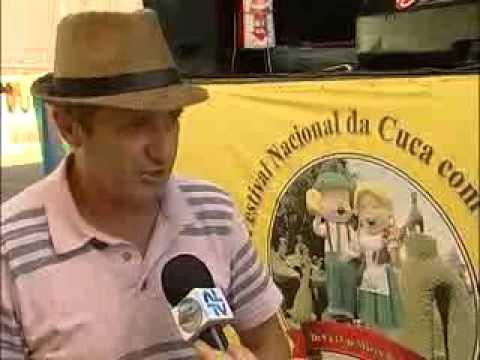 Victor Graeff realiza decima quarta edição do Festival da Cuca com Linguiça