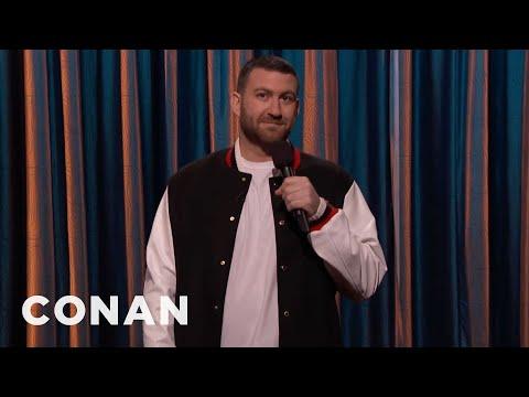 Noah Gardenswartz StandUp on Conan
