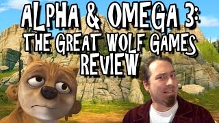 Alpha   Omega 3  The Great Wolf Games Review