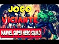 Jogo Viciante Heroup marvel Super Hero Squad 2