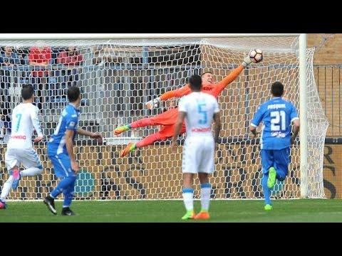 Empoli  2-3 Napoli   All Highlight ang Goals2017