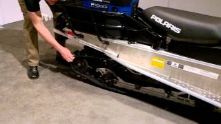 8. 2015 Polaris 550 Indy Voyageur