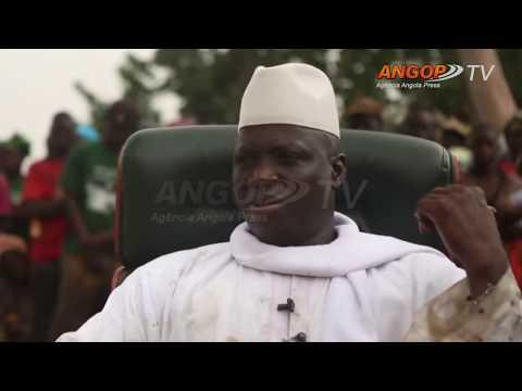 Revista Internacional: Congelados bienes de Yahya Jammeh
