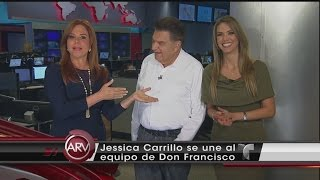 Sorpresa: Jessica Carrillo trabajará con Don Francisco (Mini Entrevista)