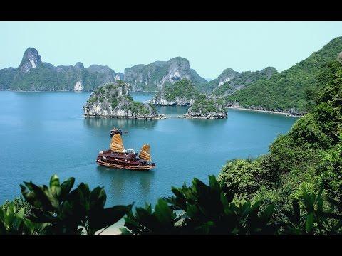 Вьетнам - Путешествие в Ханой/Большой Чемодан Часть I (видео)