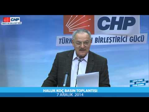 CHP'li Haluk Koç 85 kişilik torpil listesini açıkladı