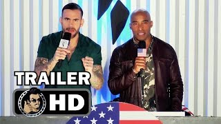 ULTIMATE BEASTMASTER: SURVIVAL OF THE FITTEST Official Trailer (HD) CM Punk Competition Series by Joblo TV Trailers