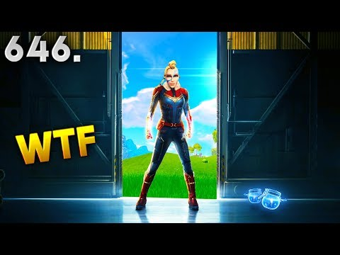Fortnite Funny WTF Fails and Daily Best Moments Ep.646 (видео)