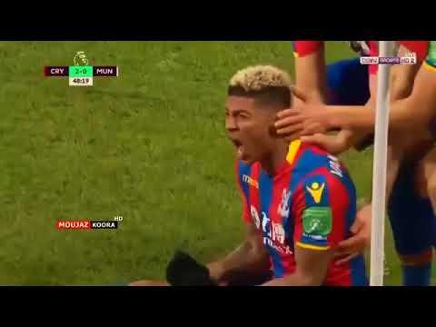 Crystal Palace Vs Manchester united (2-3) Highlights 6 Jan 2018