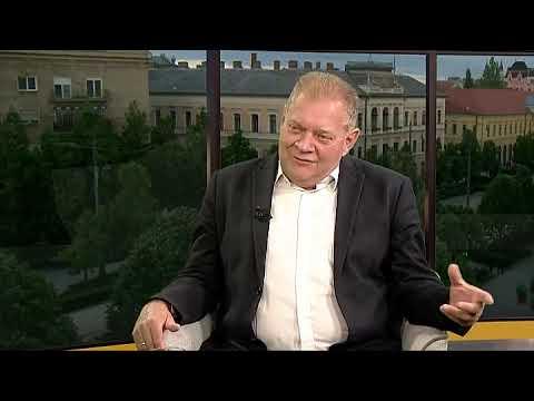 Interjú a Debrecen televízió Közügy című műsorában