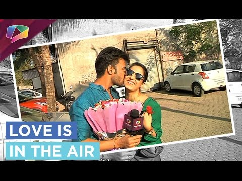 Srishty Rode and Manish Naggdev love story Exclusi