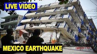 Video LIVE VIDEO: Mexico Earthquake Topples Buildings MP3, 3GP, MP4, WEBM, AVI, FLV Juni 2019