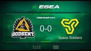 ESEA Season 23 - Godsent vs Space Soldiers - map2 - de_cache - [Monkey]