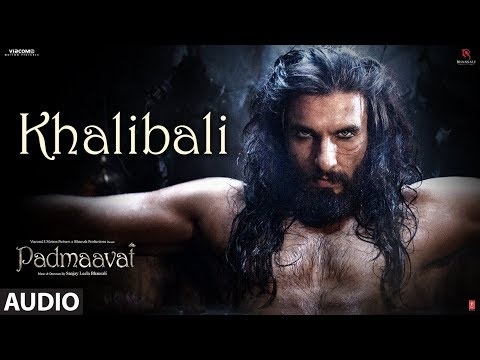 Padmaavat: Khalibali Full Audio Song | Deepika Pad