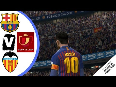 Barcelona Vs Valencia - Highlights & Goals / Resumen | FINAL Copa Del Rey 2019