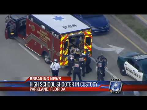 'Number of fatalities' after shooting at Parkland, Florida, high school