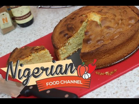 How to make Pound Cake | Nigerian Food Recipes