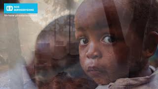 Du kan gøre en forskel for børn som Perla, ved at støtte SOS Børnebyernes arbejde for at hjælpe forældreløse eller udsatte børn.