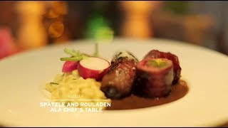 Video Chef's Table - Spätzle and Rouladen MP3, 3GP, MP4, WEBM, AVI, FLV Desember 2018