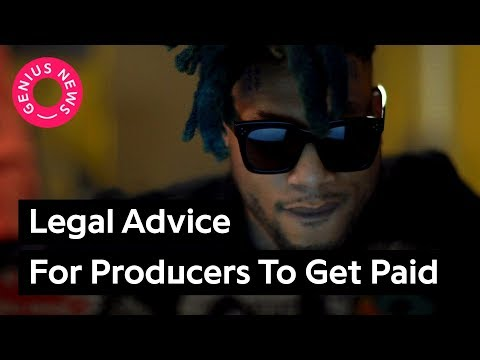 Here's What Every Producer Needs To Know To Get Paid   Genius News