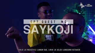 Video [JAKARTA CYPHER SEASON 2] Eps.7 - Saykoji MP3, 3GP, MP4, WEBM, AVI, FLV Desember 2018
