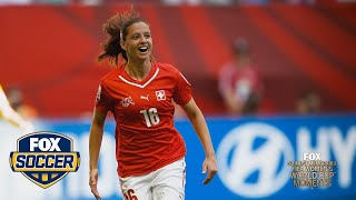 44th Most Memorable Women's World Cup Moment: Fabienne Humm's Hat Trick | FOX SOCCER by FOX Soccer