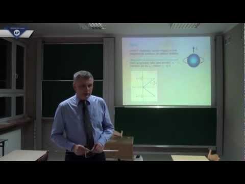 Prof. Shop Marken: Das Wasserstoffatom (Vorlesung 5)