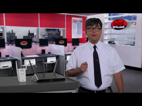 Geek Squad Tech Tips: Netgear Nighthawk DST Router & DST Adapter