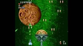 Space Megaforce / Super Aleste (SNES/Super Famicom Emulated) by bubufubu