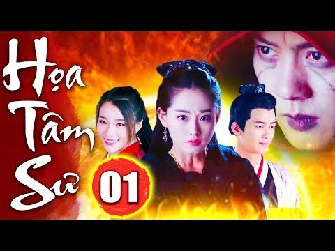 Họa Tâm Sư - Tập 1 | Phim Kiếm Hiệp Trung Quốc Mới Nhất - Phim Bộ Hay Nhất 2018 - Thuyết Minh - Thời lượng: 37:00.