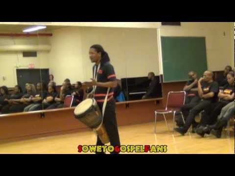 Soweto Gospel Choir – African Drumming