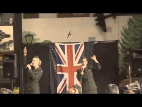 Cover Girls performing at East Kirkby