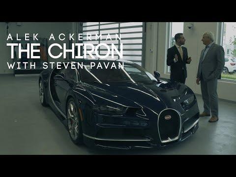 Bugatti Chiron | Power Beyond Limit | Alek Ackerman видео