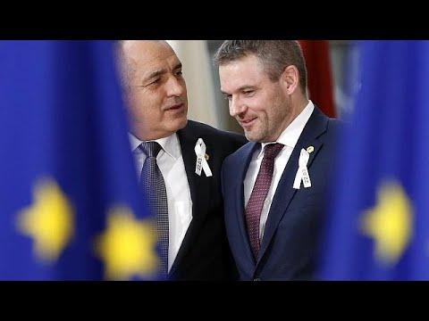 Pellegrini als neuer slowakischer Regierungschef vere ...