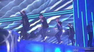 Backstreet Boys & New Kids Performance in American Music Award