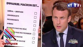 Video Qui vraiment est Macron (selon lui-même) ? - Quotidien du 13 Mars MP3, 3GP, MP4, WEBM, AVI, FLV Oktober 2017