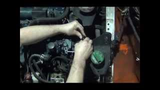 10. Bobcat S130 Water Pump Replacement (Part 1 - Removal)