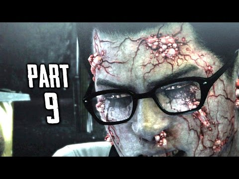 joseph - The Evil Within Walkthrough Gameplay Part 9 includes a Review and Chapter Mission 5: Inner Recesses of the Story for PS4, Xbox One, PS3, Xbox 360 and PC in 1...
